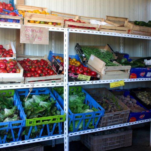 Légumes Le Chemin